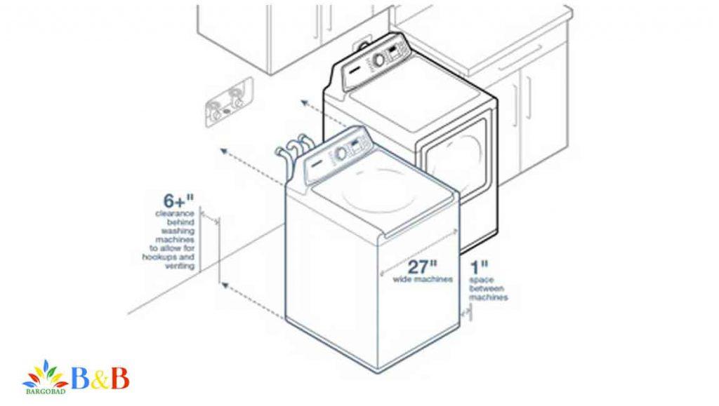 1. اندازه گیری ابعاد و فضای موجود