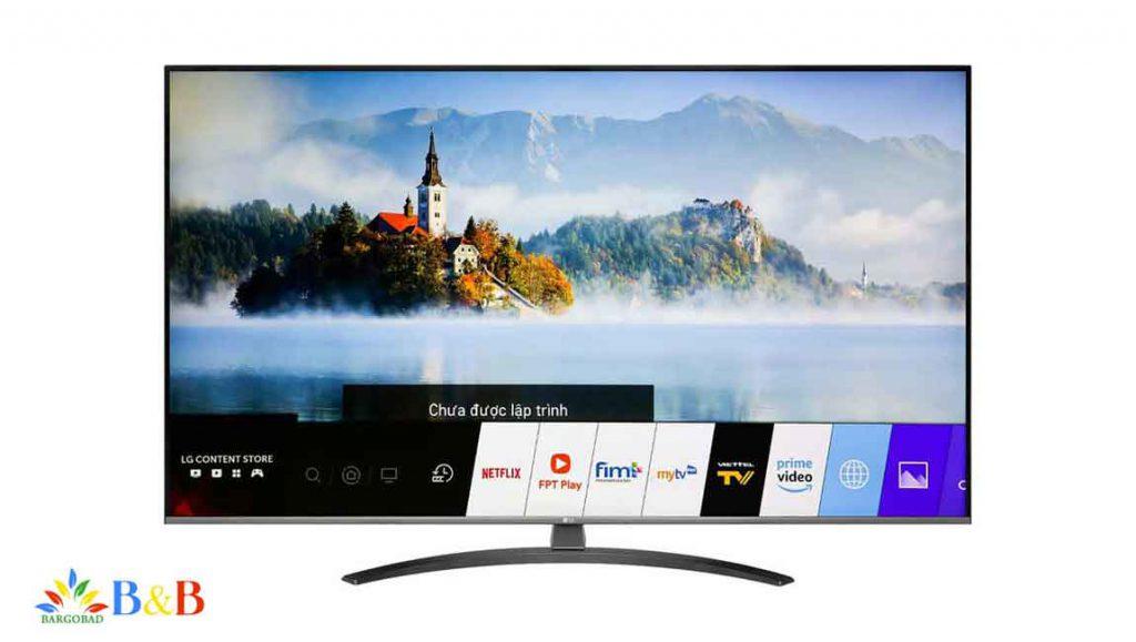 تلویزیون UM7600 ال جی