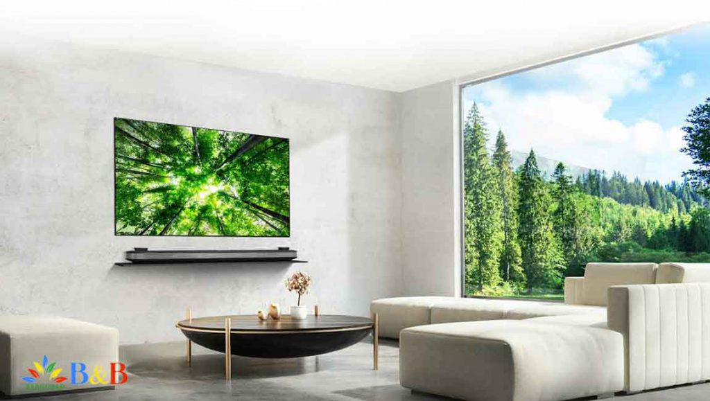 تلویزیون W9 ال جی
