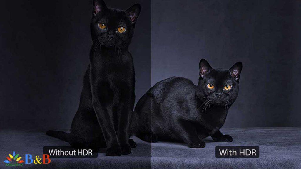 قابلیت HDR10+ در تلویزیون سامسونگ NU7300