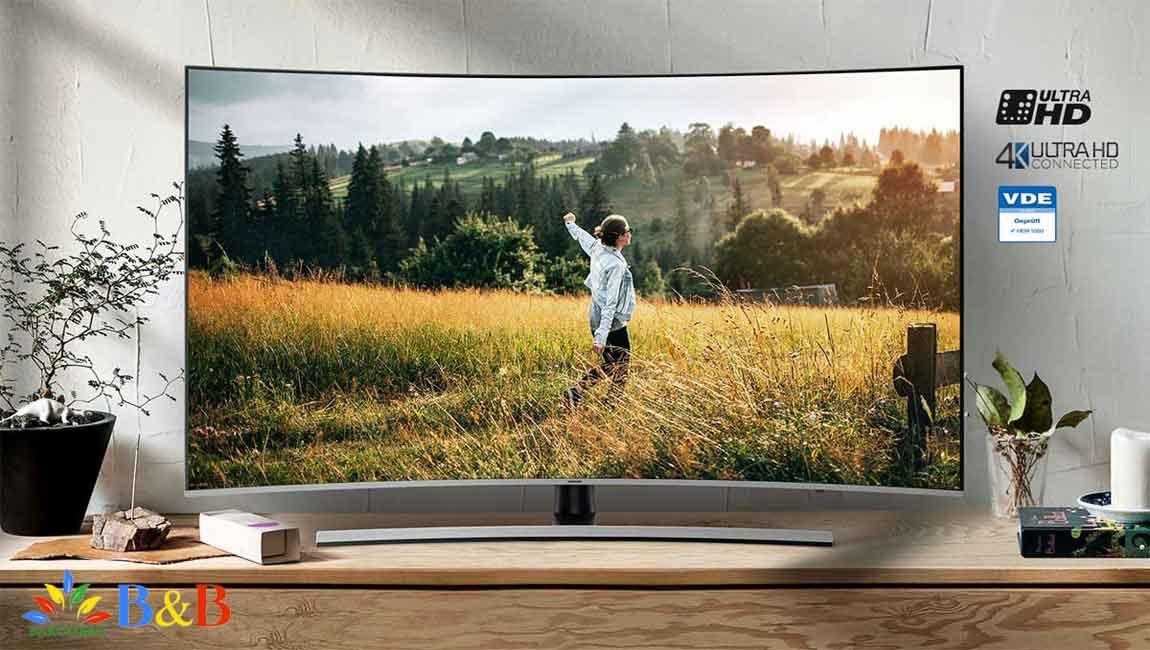 تلویزیون NU8500 سامسونگ2018