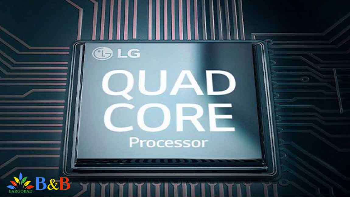پردازنده تصویر QUAD CORE