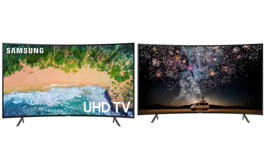 مقایسه تلویزیون سامسونگ NU7300 با سامسونگ RU7300