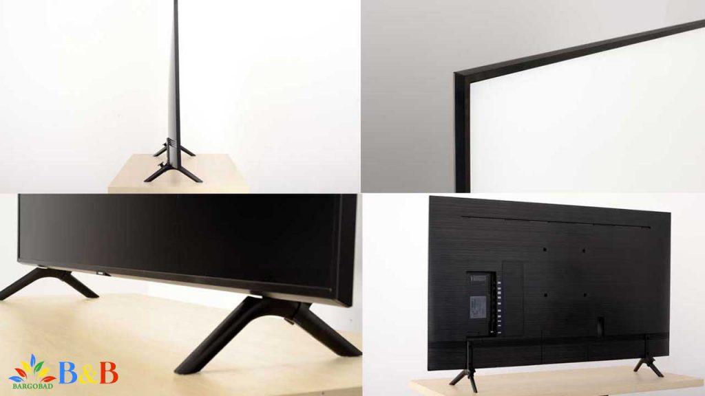 طراحی تلویزیون سامسونگ Q60R