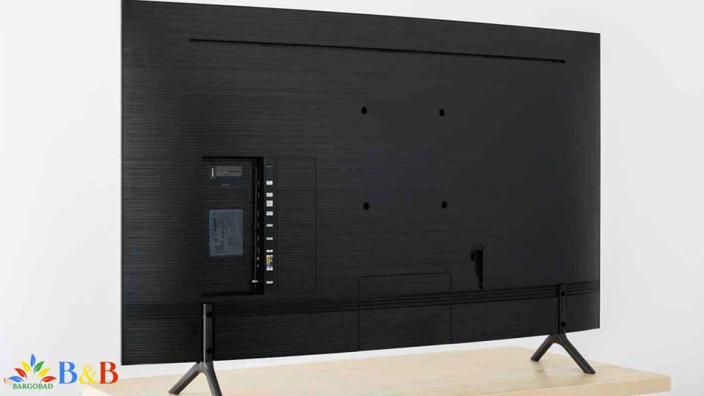 طراحی تلویزیون NU7300