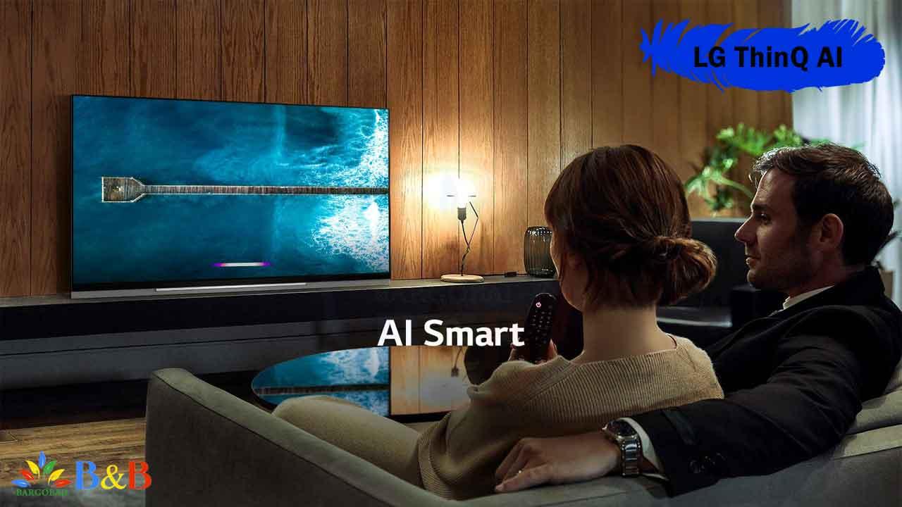 امکانات هوشمند تلویزیون ال جی E9