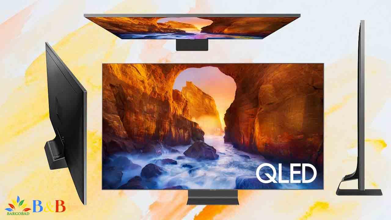 طراحی تلویزیون کیولد Q90R