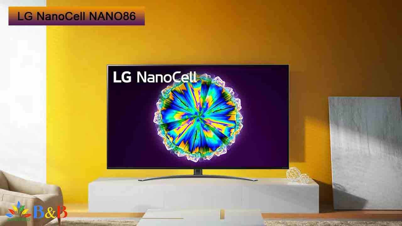 تلویزیون ال جی NANO86