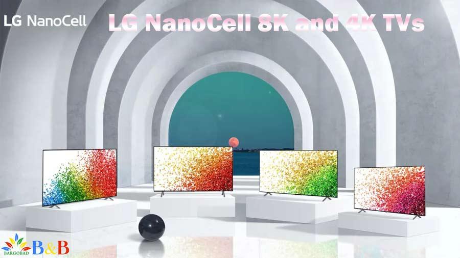 تلویزیون های نانوسل ال جی 2021