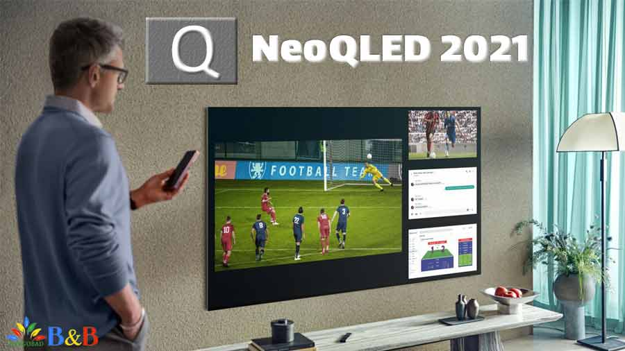 NEO QNED SAMSUNG 2021