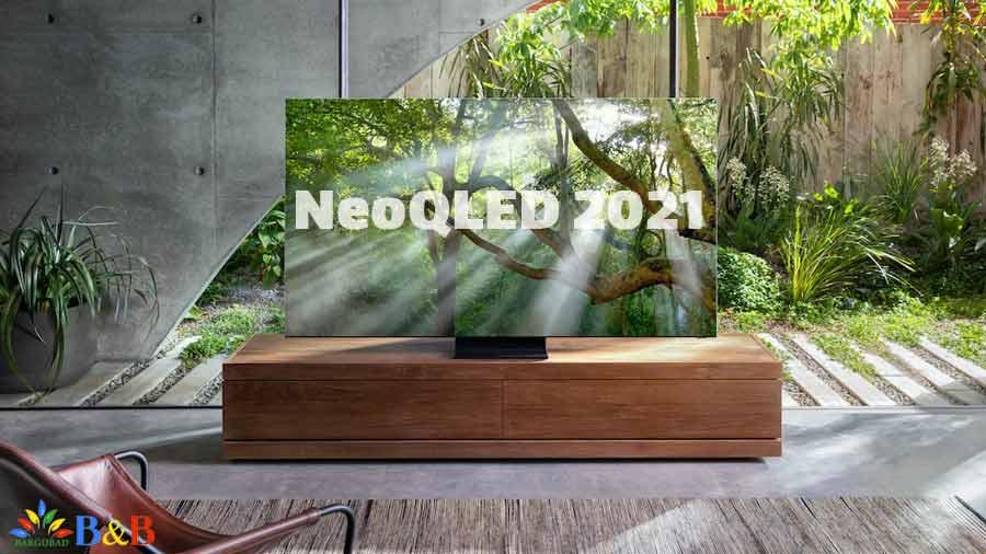 تلویزیون نئوکیولد سامسونگ 2021
