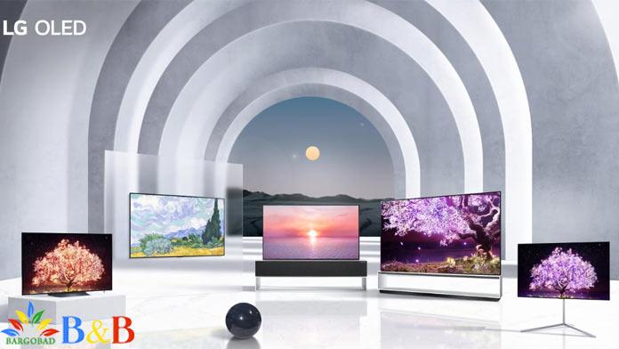 تلویزیون های 2021 ال جی