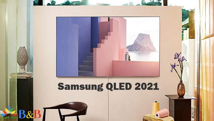SAMSUNG QLED 2021