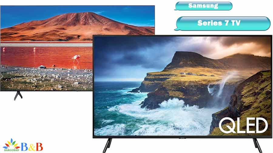 تلویزیون های سری 7 سامسونگ 2021
