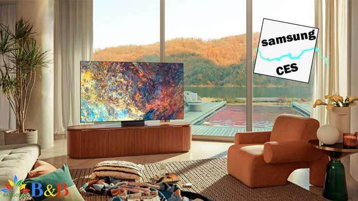 تلویزیون های سامسونگ 2021