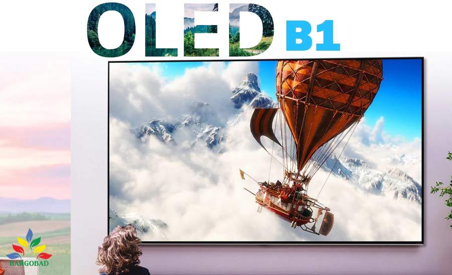 تلویزیون ال جی اولد B1