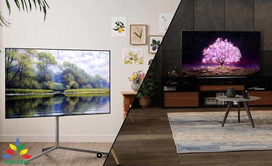 طراحی تلویزیون c1 و g1