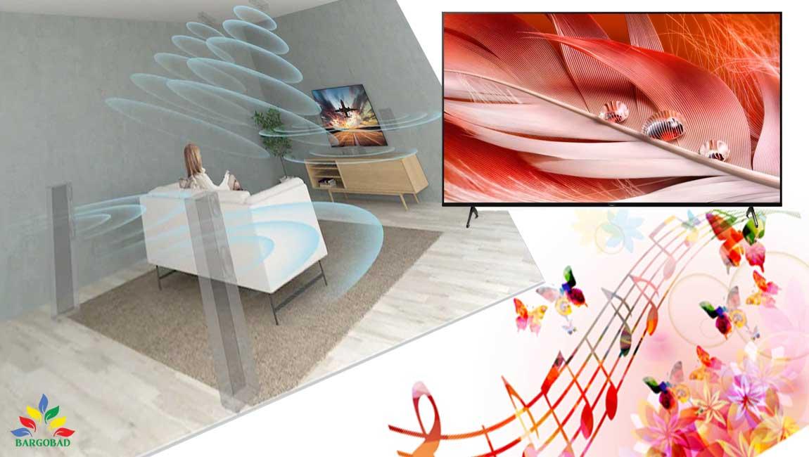 تلویزیون سونی X9100J