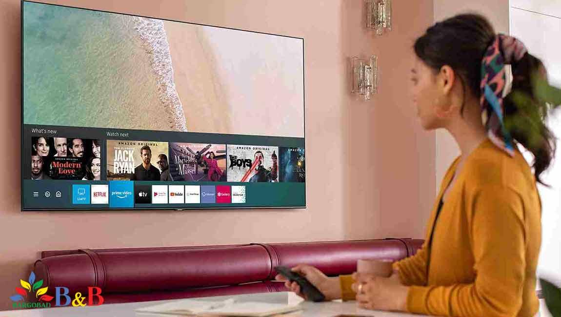 تلویزیون هوشمند Q70A