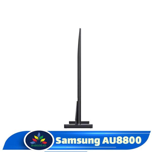 ضخامت تلویزیون AU8800