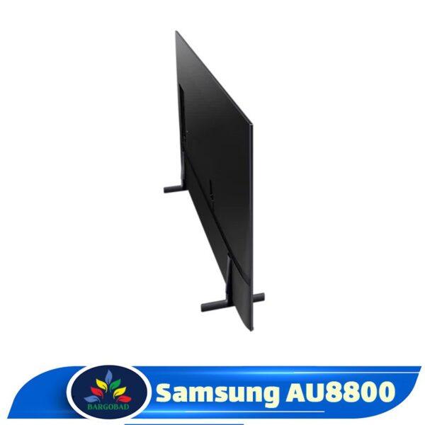 نمای پشت تلویزیون AU8800