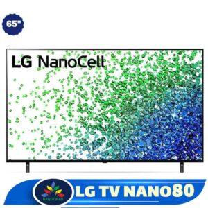 تلویزیون 65 اینچ ال جی NANO80