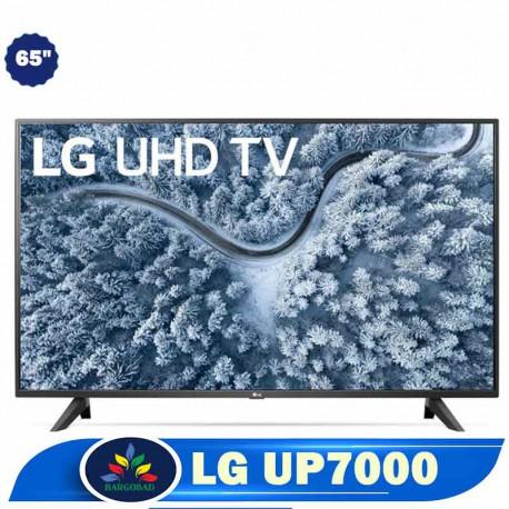 تلویزیون 65 اینچ ال جی UP7000