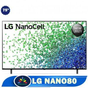 تلویزیون 75 اینچ ال جی NANO80