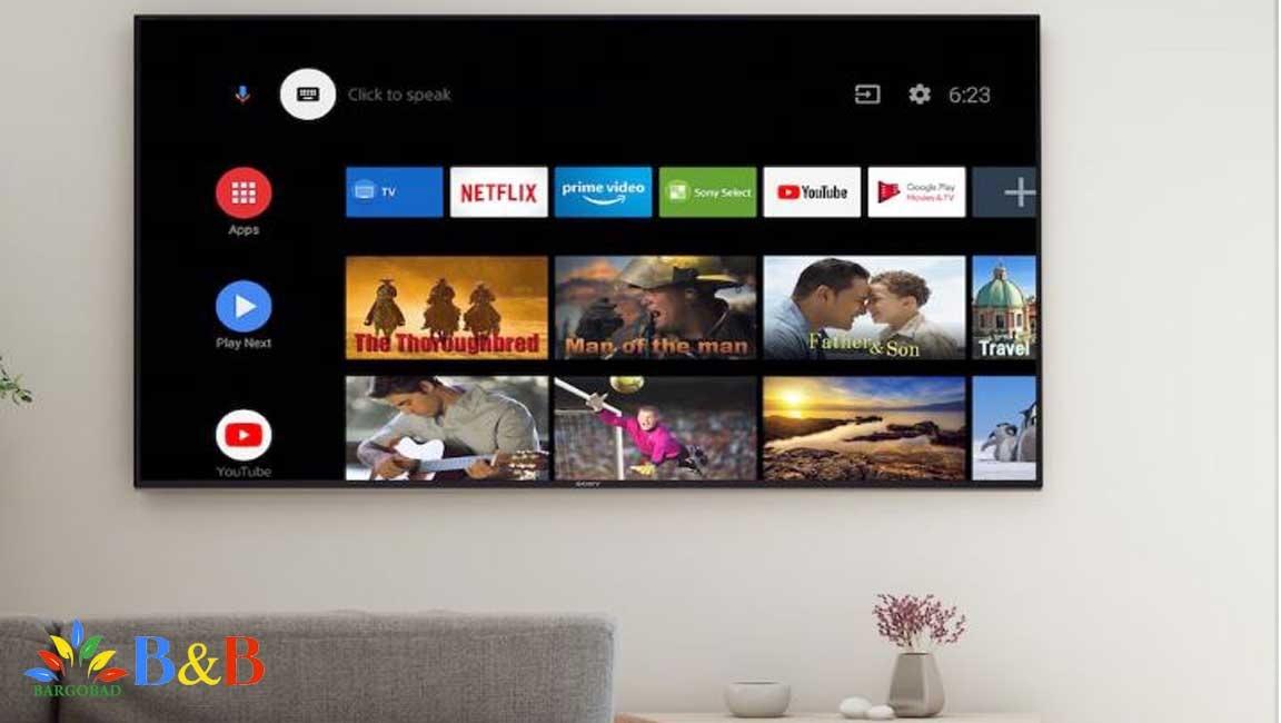 تلویزیون هوشمند A80J
