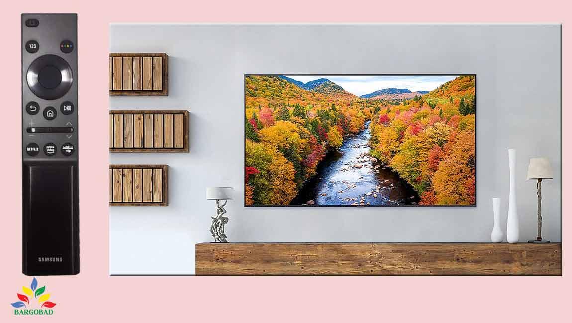 طراحی تلویزیون AU7000