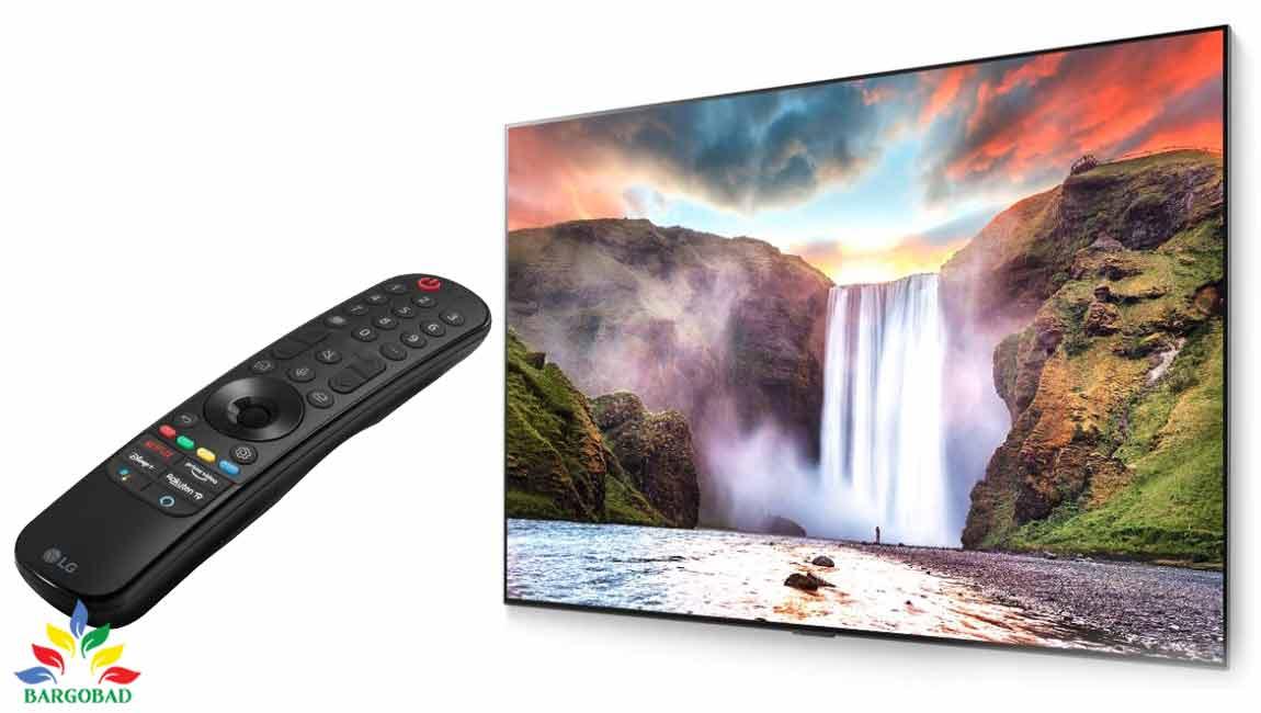 پنل OLED evo در تلویزیون ال جی G1