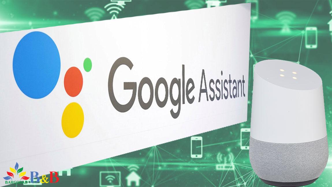 دستیار گوگل در تلویزیون سونی X7500A