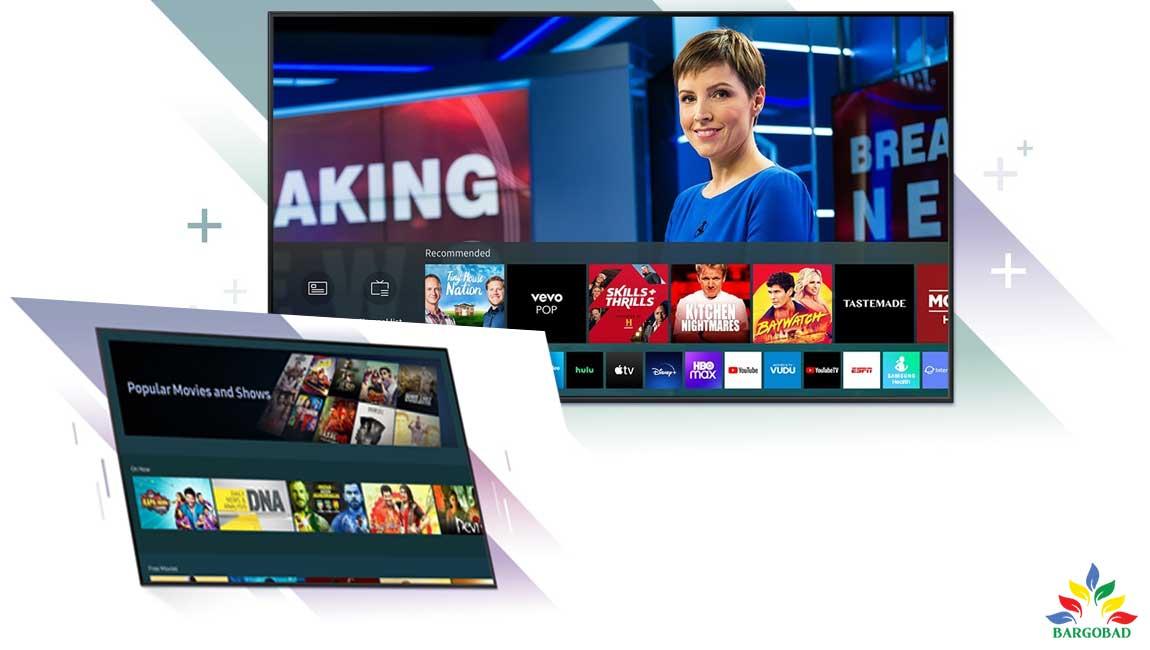 تلویزیون هوشمند au8100