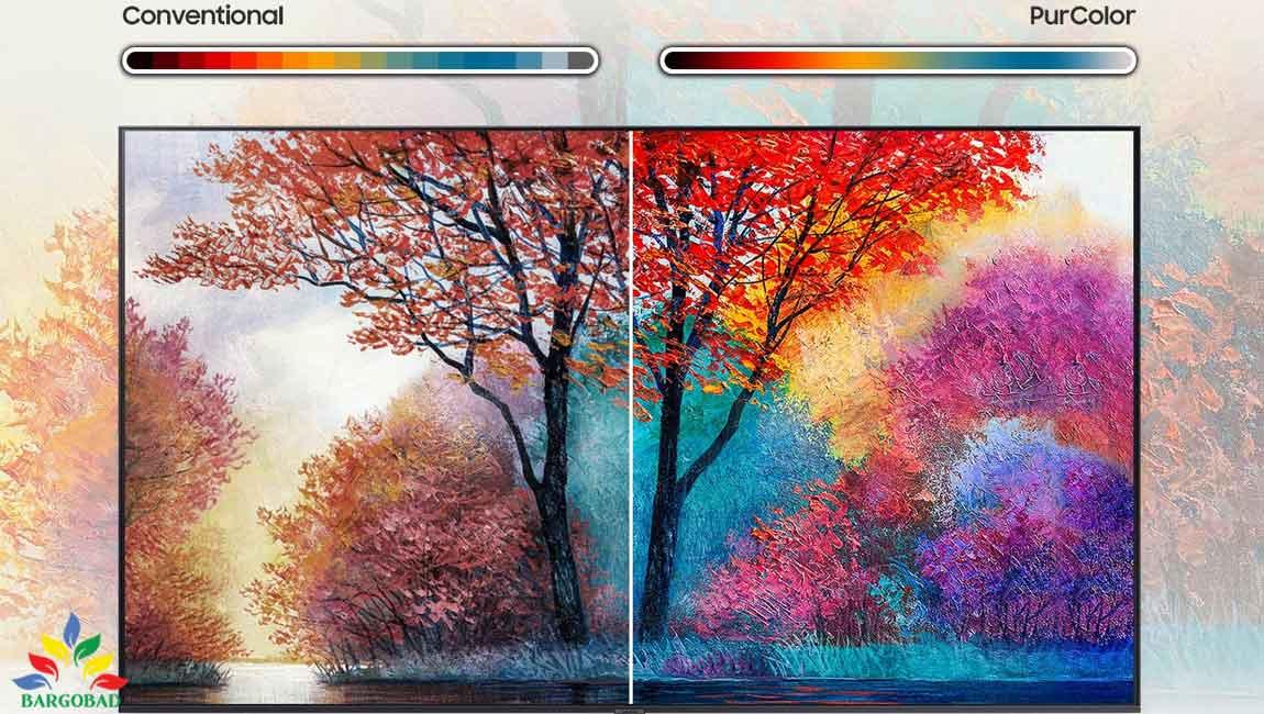 فناوری Pur color