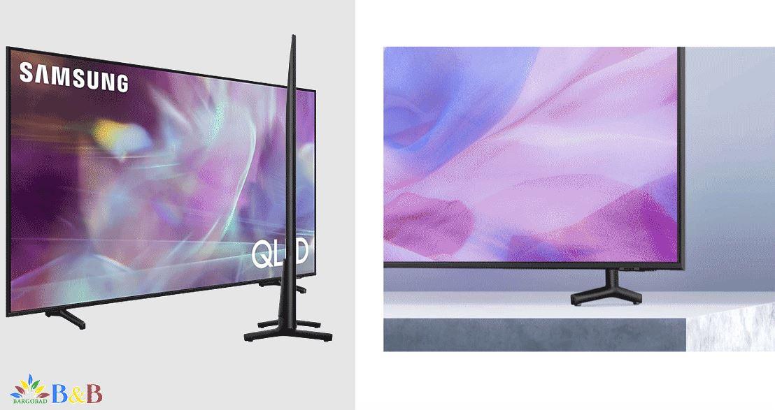 طراحی تلویزیون Q60A