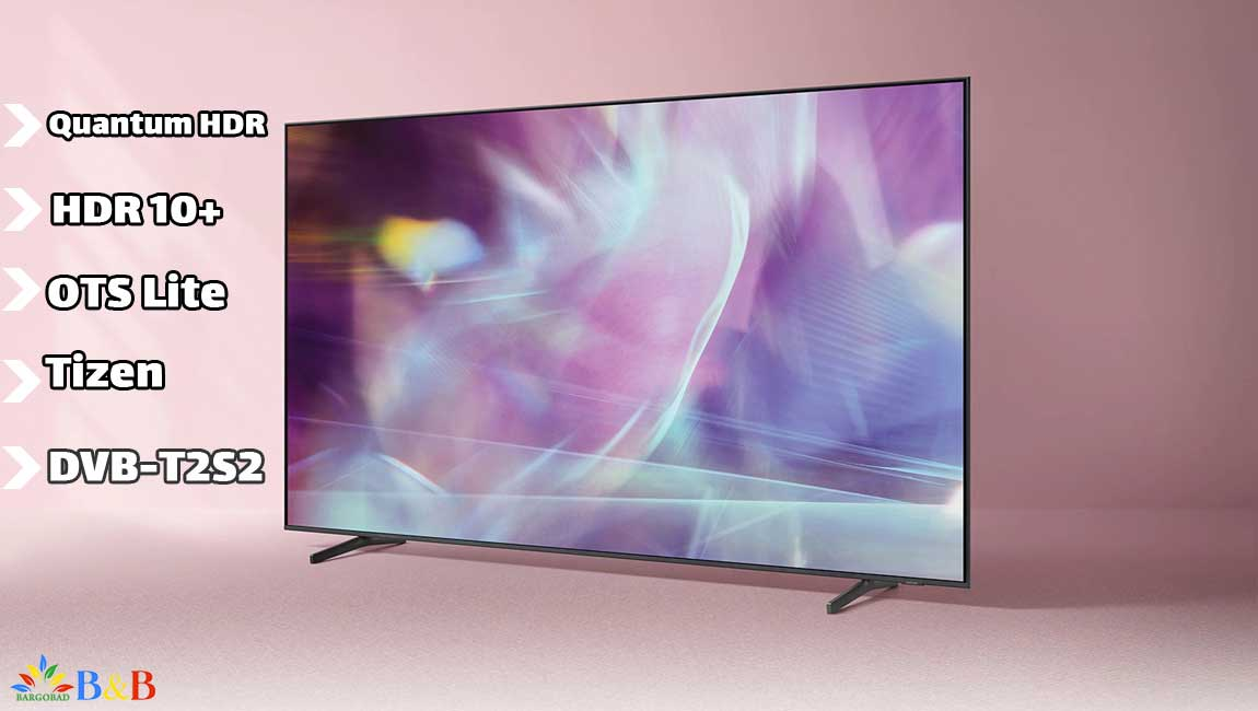 تلویزیون 85 اینچ سامسونگ Q60A