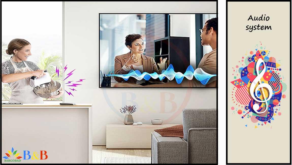 سیستم صوتی تلویزیون Q80A