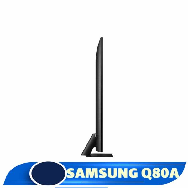 ضخامت تلویزیون سامسونگ Q80A