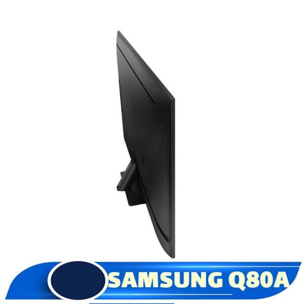 نمای پشت تلویزیون Q80A