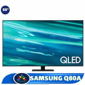 تلویزیون 55 اینچ Q80A
