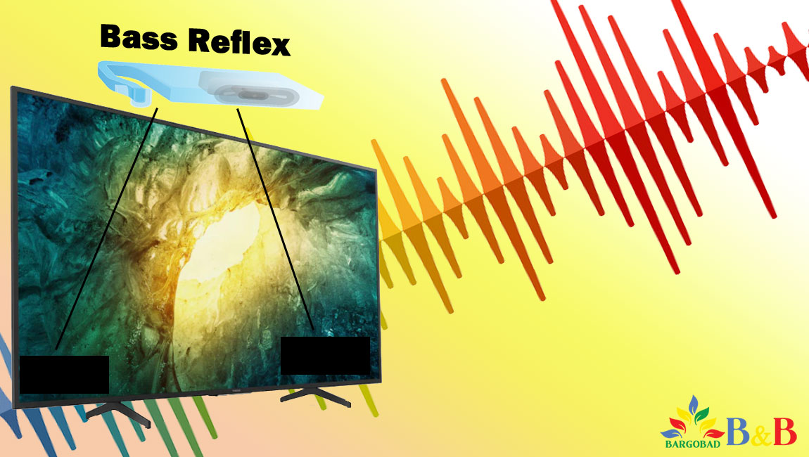 کیفیت صدای تلویزیون سونی