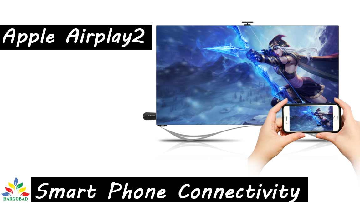 درگاه های ارتباطی تلویزیون ال جی UP7000