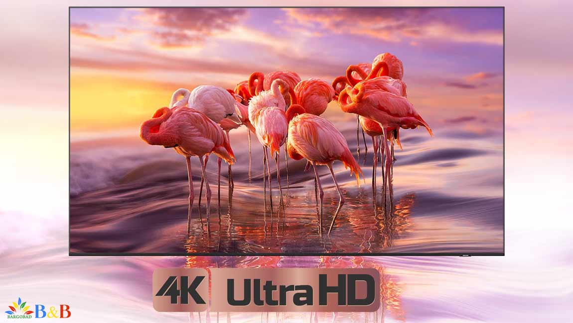 کیفیت تصویر 4K