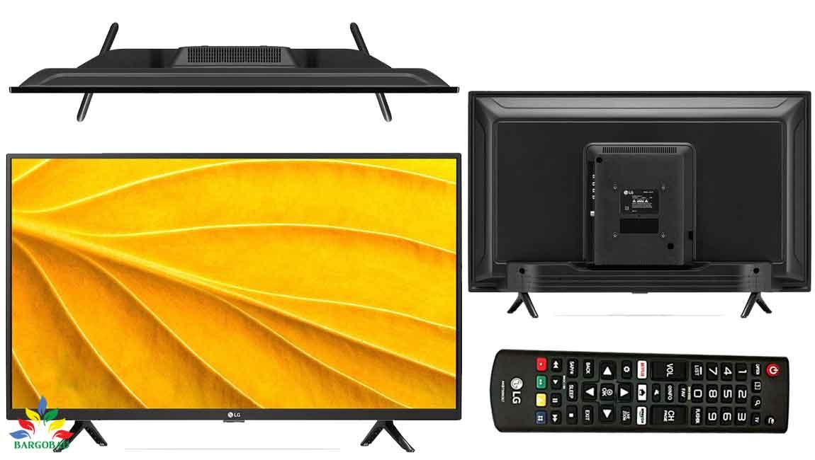 طراحی تلویزیون ال جی LP500