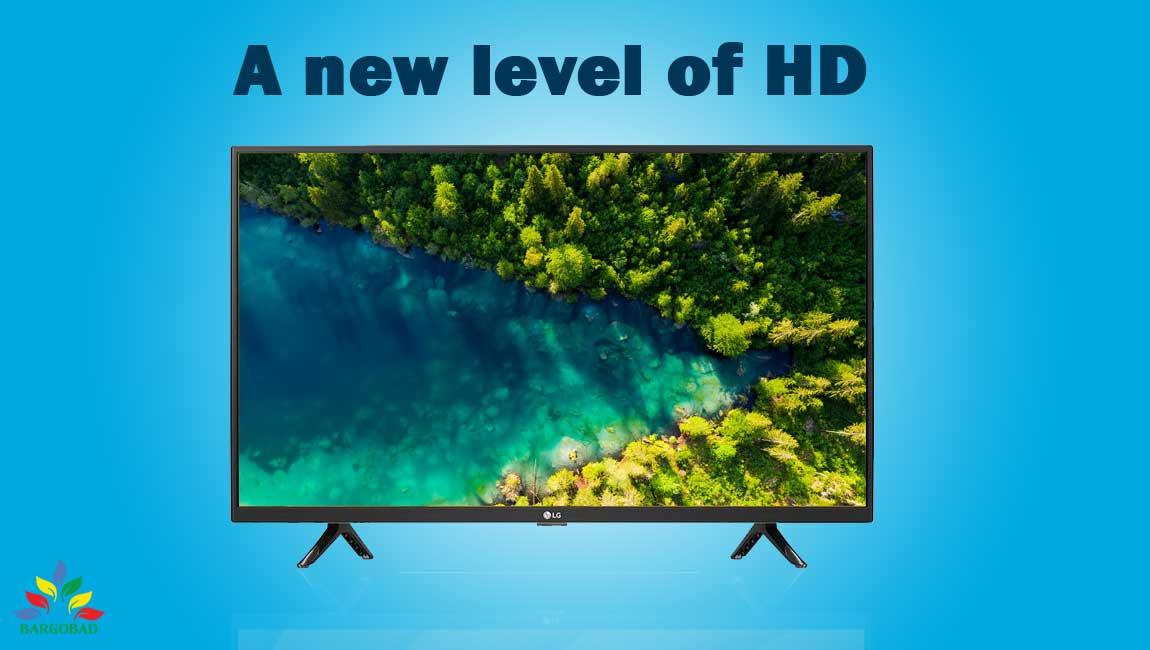 کیفیت تصویر تلویزیون ال جی LP500