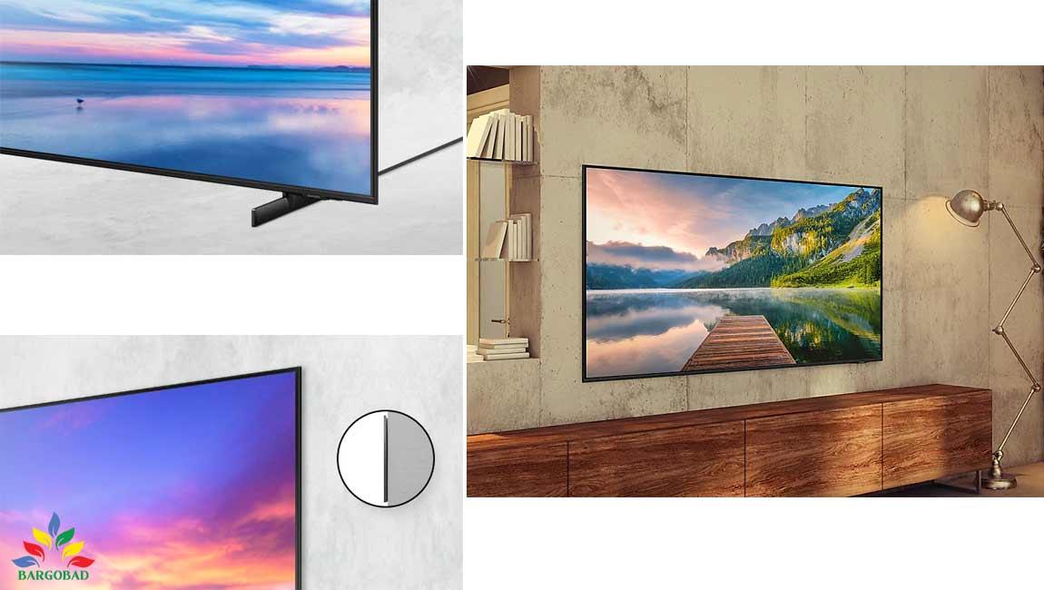 طراحی تلویزیون سامسونگ AU8800