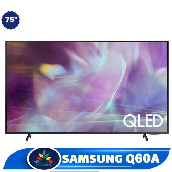 تلویزیون 75 اینچ سامسونگ Q60A