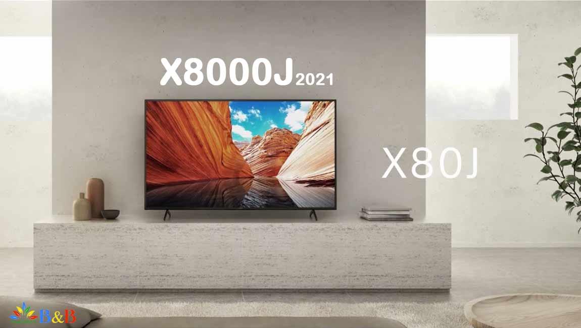 معرفی تلویزیون 55 اینچ سونی X9000J