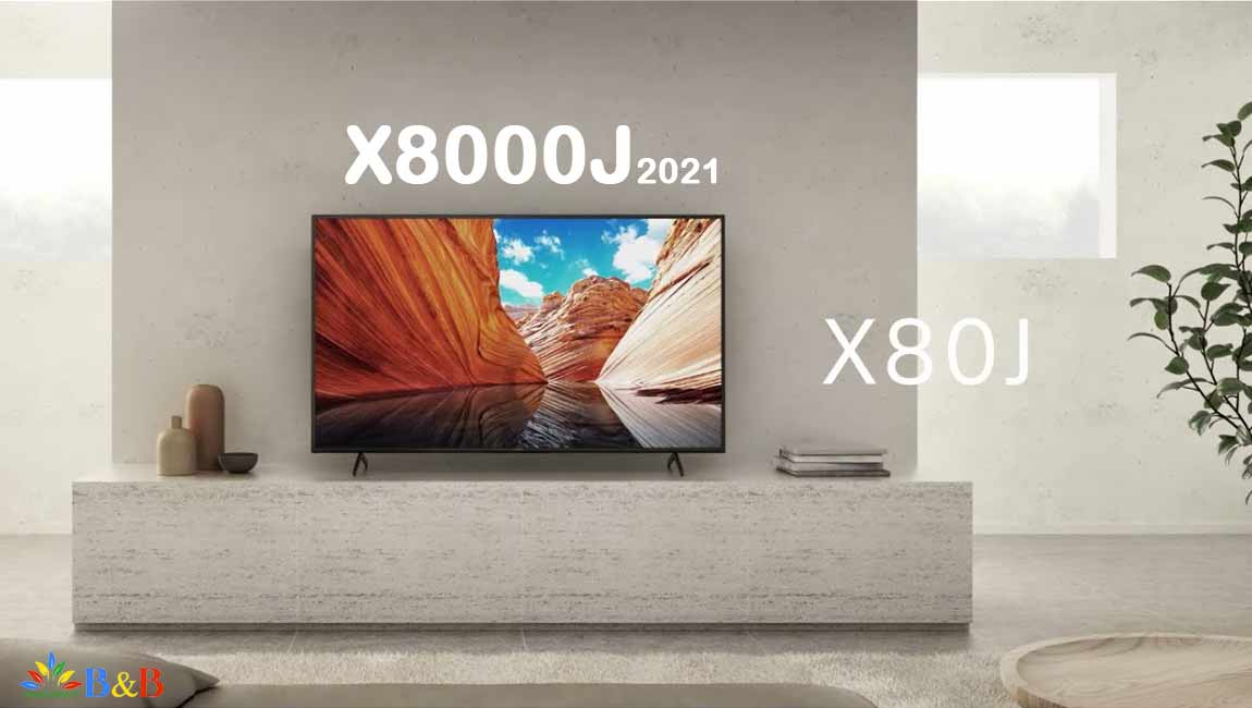 X8000J 2021 SONY