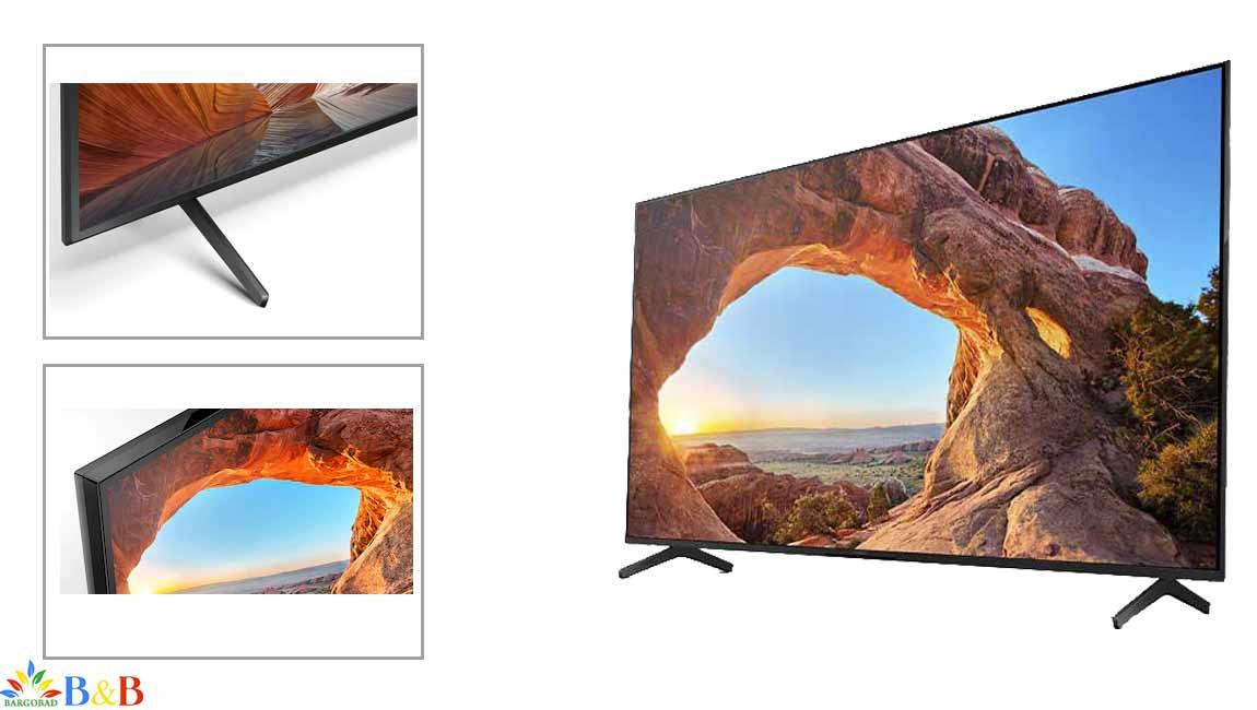 طراحی تلویزیون سونی X85J